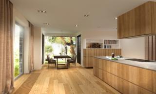 Projektowanie wnętrz domów, dom jednorodzinny w Gdyni.